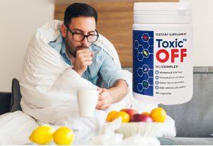 Toxic Off kapszula, összetevők, hogyan kell bevenni, hogyan működik , mellékhatások